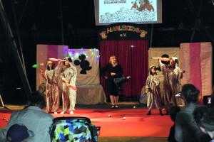 101 jonglierende Dalmatiner